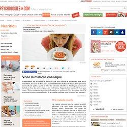 Maladie coeliaque - Intolérance au gluten