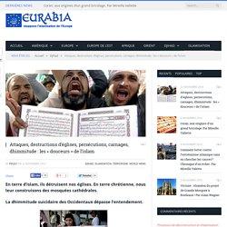 Eurabia: stoppons la conquête de l'Europe par l'Islam
