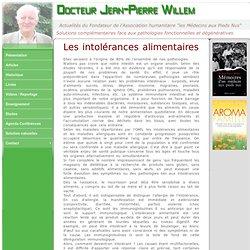 Les intolérances alimentaires - Dr Jean-Pierre WILLEM