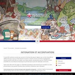 Intonation et accentuation – my-teacher.fr : apprendre l'anglais par l'image et le jeu