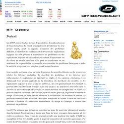 INTP - Le penseur