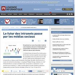 Le futur des intranets passe par les médias sociaux