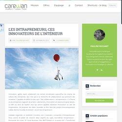 Carewan - Les intrapreneurs, ces innovateurs de l'intérieur