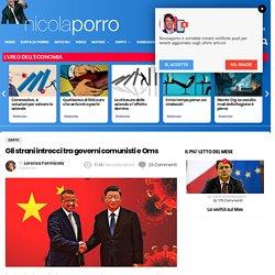 Gli strani intrecci tra governi comunisti e Oms - Lorenza Formicola