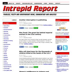 Intrepid Report.com