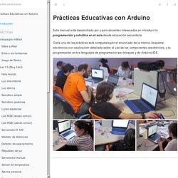 Introducción · Prácticas Educativas con Arduino
