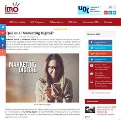 ¿Qué es el Marketing Digital? Introducción al término y posibilidades