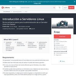 Introducción a Servidores Linux