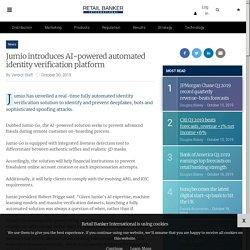 Jumio introduces AI-powered identity verification platform Jumio Go