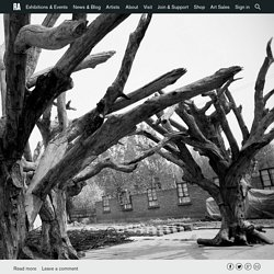 Introducing Ai Weiwei's 'Tree'