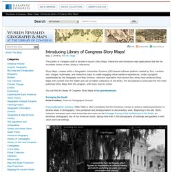 Worlds Revealed: Geography & Maps at The Library Of Congress