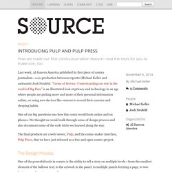 Introducing Pulp and Pulp Press