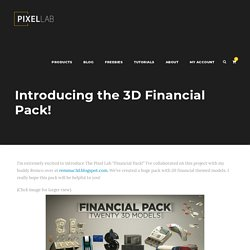 3D Financial Pack