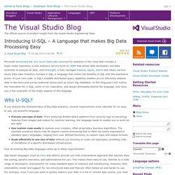 MSDN Blogs