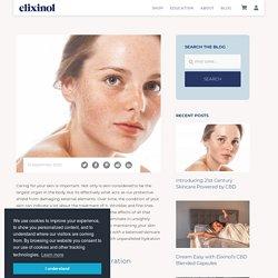 Introducing 21st Century Skincare Powered by CBD