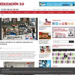 Cómo introducir la robótica educativa en Primaria