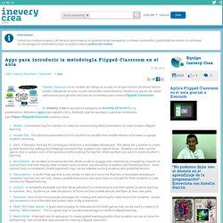 Apps para introducir la metodología Flipped Classroom en el aula - Inevery Crea