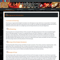 Introduction to Aboriginal Art - Aboriginal Australian Art & Culture