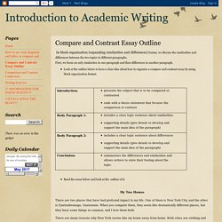 introduction to academic writing Academic writing introduction academic essays without following the convention of beginning with an introduction basic introduction paragraphs have a.
