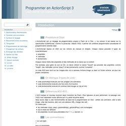 Programmer en ActionScript 3