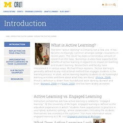 Introduction to Active Learning