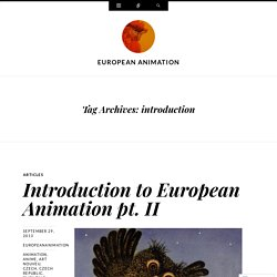 European Animation