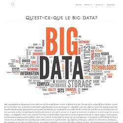 Introduction au big data