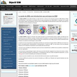 Introduction au BIM