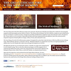 The Great Chicago Fire & The Web of Memory