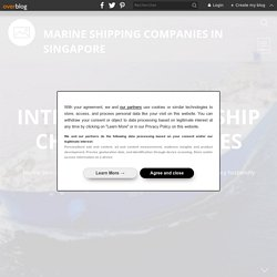 Introduction to Ship Chandler Services