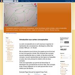 Introduction aux cartes conceptuelles