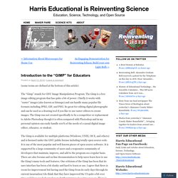 Harris Educational is Reinventing Science