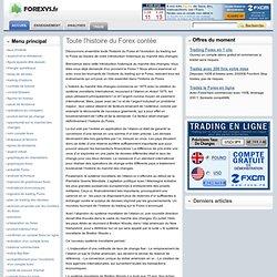 FOREX : Introduction historique au marché des changes