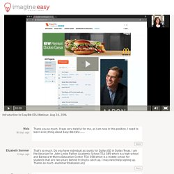 Introduction to EasyBib EDU Webinar, Aug 24, 2016 - imagineeasy-5