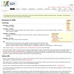 Introduction – JOSM
