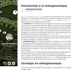 Introduction à la métagénomique