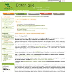 phytosociologie synusiale