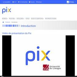 Introduction - PIX