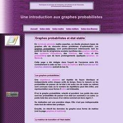 Introduction aux graphes probabilistes