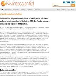 history of judaism religion pdf