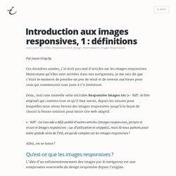 Introduction aux images responsives, 1 : définitions