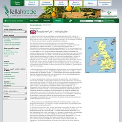 Introduction - Royaume Uni - Fellah Trade