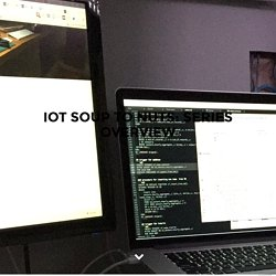 Hands on Introduction to IOT blog series overview