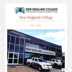 An Introduction to Aged Care Services – New England College