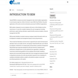 INTRODUCTION TO BEM