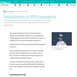 Introduction to SVG animation