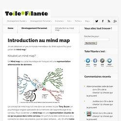 Introduction au mind map