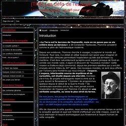 Introduction - [TPE] Les défis de l'espace