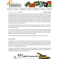 Tropical Herping