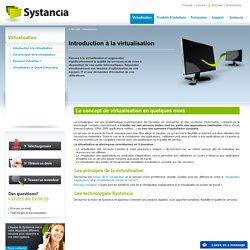 Introduction à la virtualisation - Virtualisation - Systancia